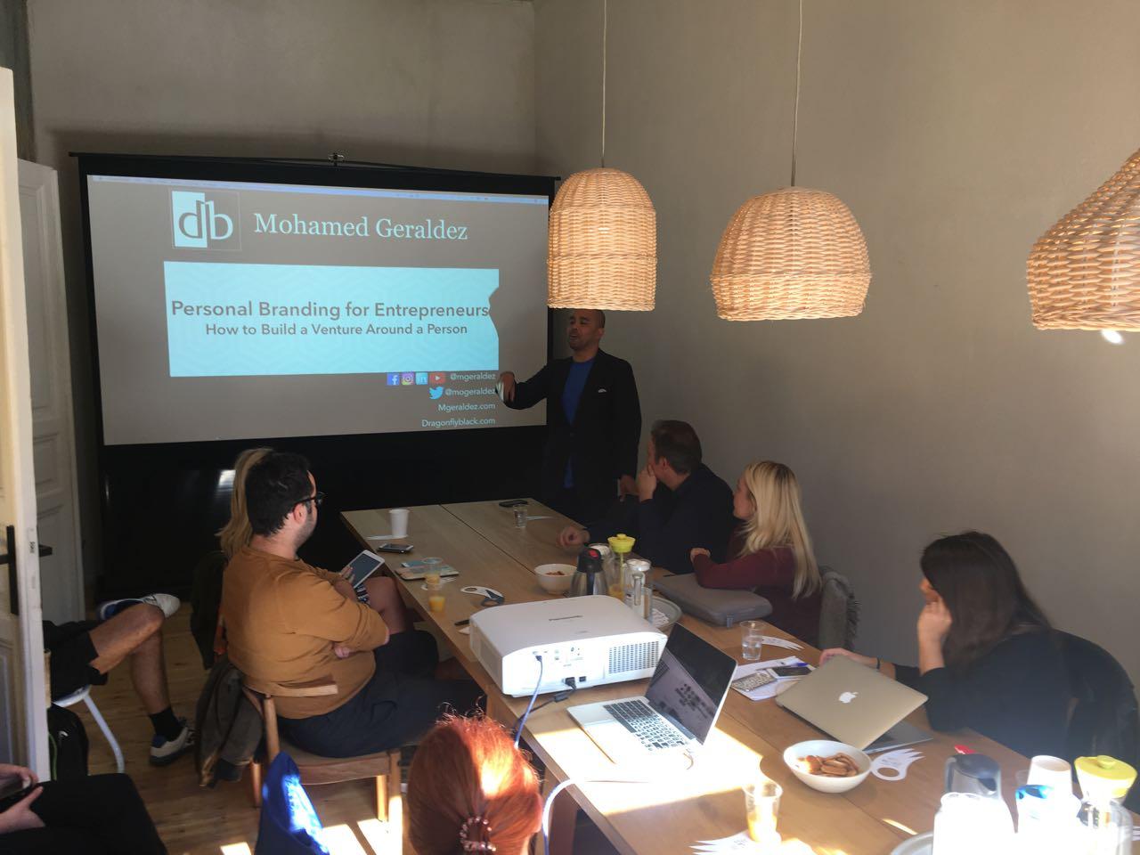 Seminar: Personal Branding for Entrepreneurs