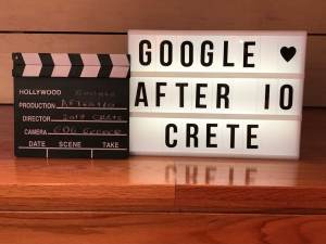 After Google I/O 2018 By the Sea – Κρήτη
