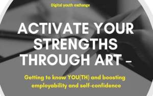 EU Program Activate your strengths – Digital Youth Exchange
