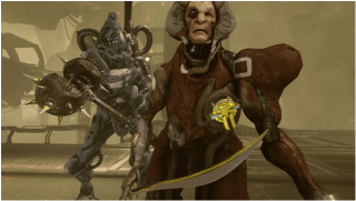 Warframe the Grineer Duo