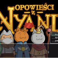 Konkurs - 5 kodów na Opowieści z Nyanii za lekki wysiłek umysłowy!
