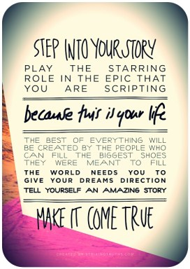 step in to your story_Sophia_Round