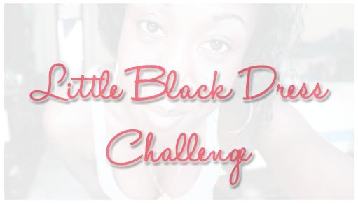 Little Black Dress Challenge!