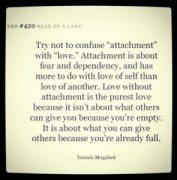 loveattachment