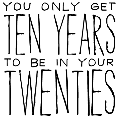 30 is not the new 20