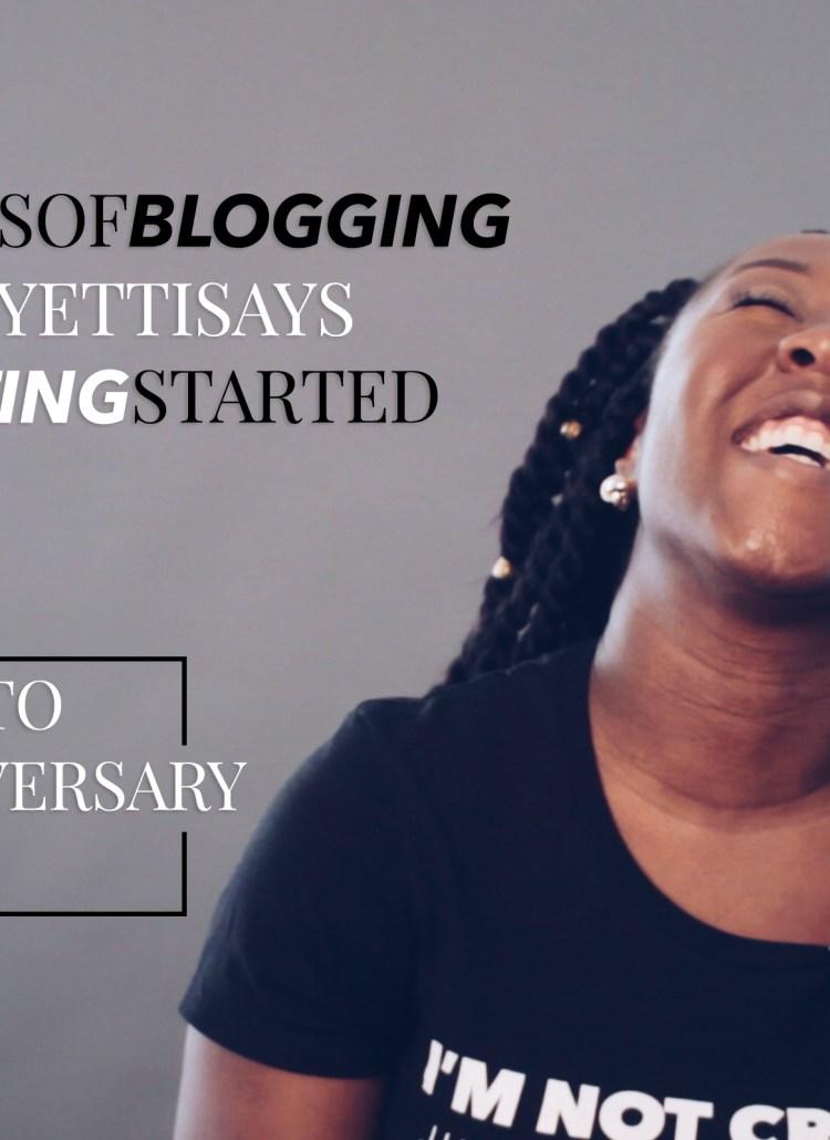 YettiSays Anniversary Banner