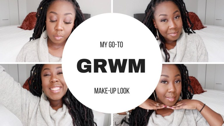 Get Ready With Me – A Make-Up Look