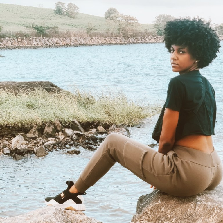 For Black Girls Living Through The Dark Sh*t, Your Light is Already There