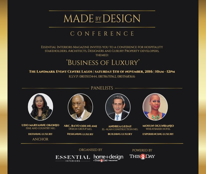 Made By Design Countdown