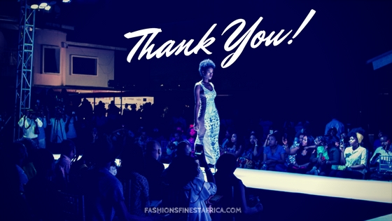 Thank You For Attending Fashions Finest Africa Renaissance