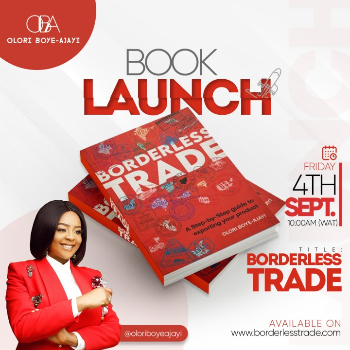 Meet the speakers – Borderless Trade Book Launch!