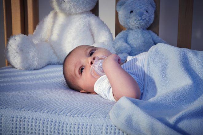 Kết quả hình ảnh cho bé khó ngủ