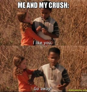 talk to my crush
