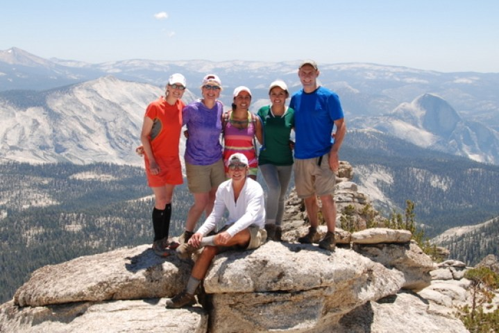 Mt. Hoffman Yosemite Guided Hikes