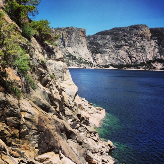 Hetch Hetchy by John P. DeGrazio