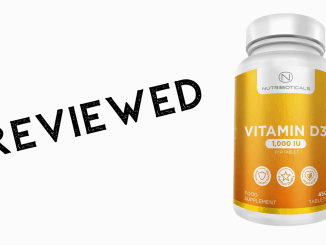 Nutribioticals Vitamin D3 Review