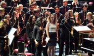 National Youth Orchestra of Scotland, Composer Helen Grime & Ilan Volkov. BBC Proms, Royal Albert Hall (7 August 2016)