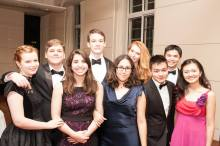 The Bar Society of Kings College London Student Committee, Annual Dinner, Royal Overseas League, London (February 2015)