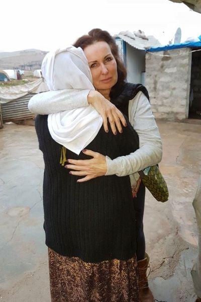 Gawre Yezidi survivor