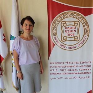 Tamar Imerlishvili