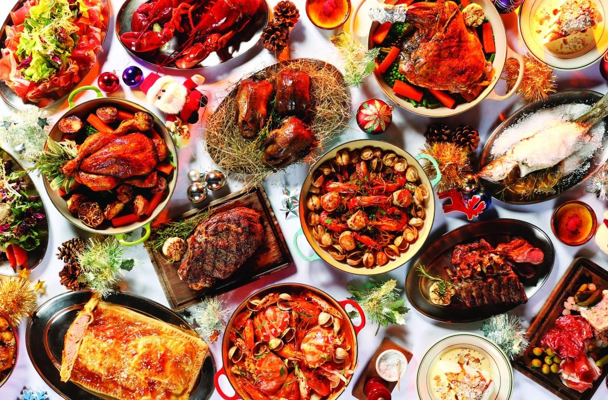 【聖誕特集2016】香港聖誕新年大餐/自助餐推介