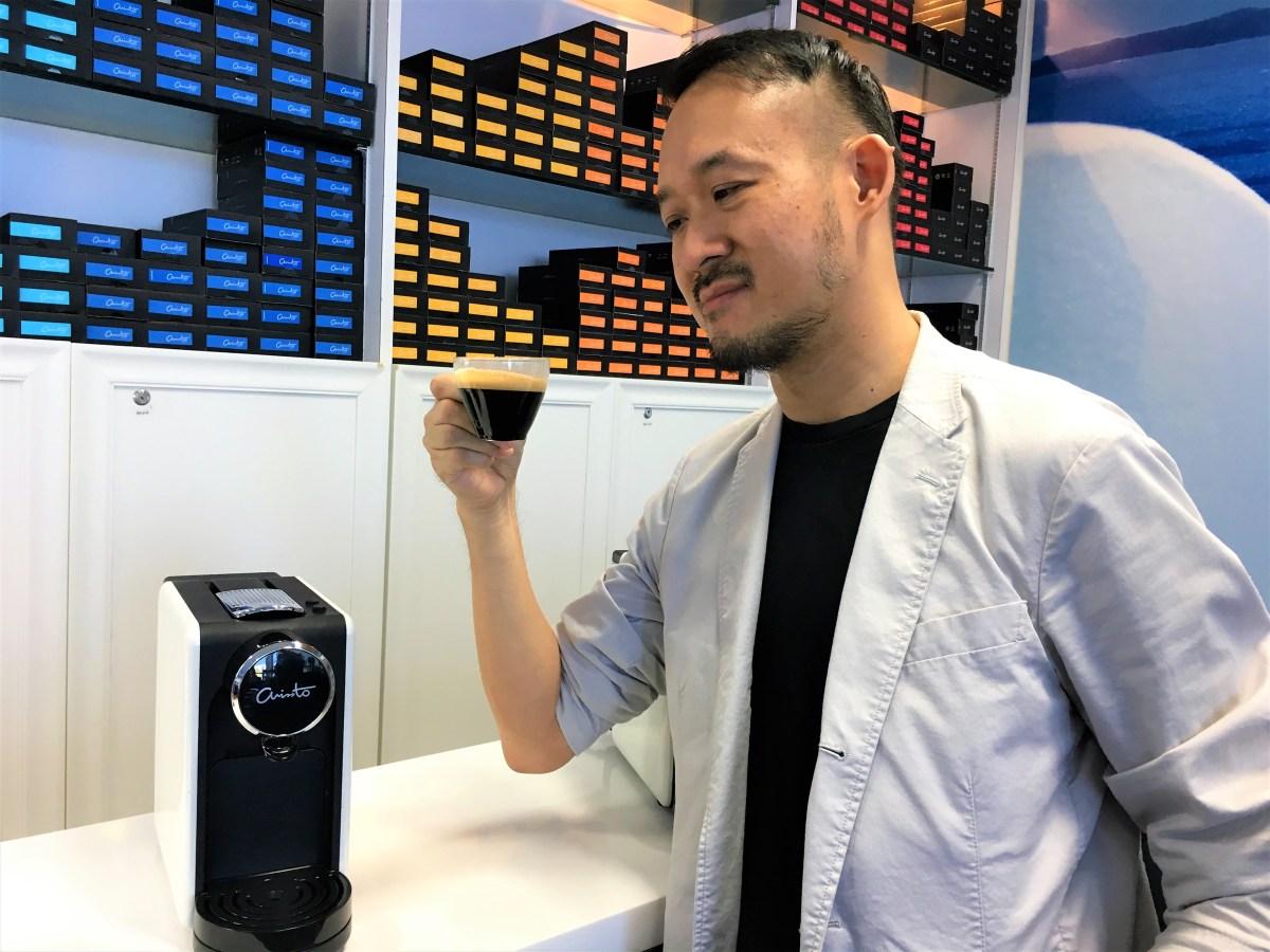 ARISSTO咖啡機開盒: 不再比較Capsule咖啡機,沖一杯意大利咖啡見真章!