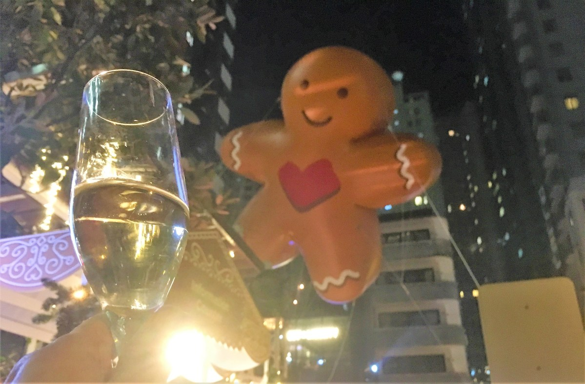 【香港聖誕節2017】灣仔星街小區白色聖誕市集11月24至26日舉行!