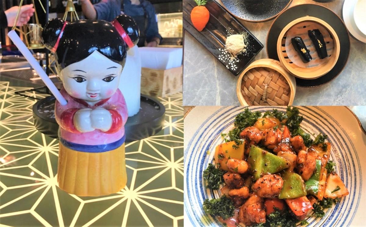 【中環蘭桂坊】蘭桂坊的芳芳Fang Fang – 南洋風味的中菜!