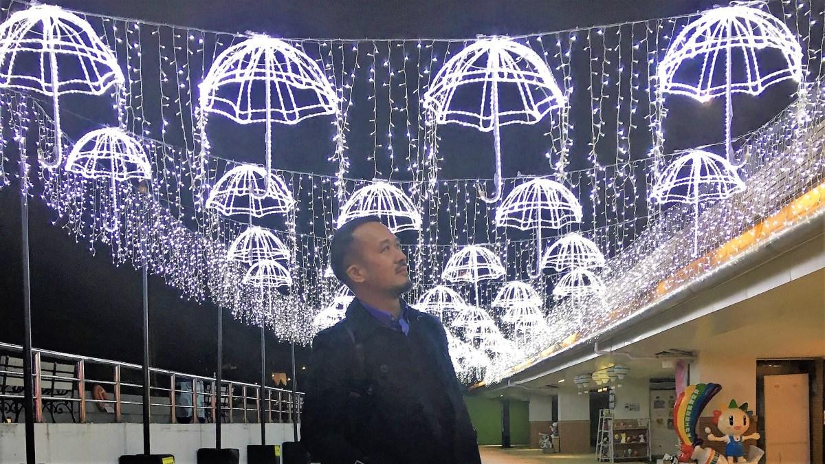 【澳門聖誕2018】南灣雅文湖畔「澳門光影節2018」+ 西洋菜餐館