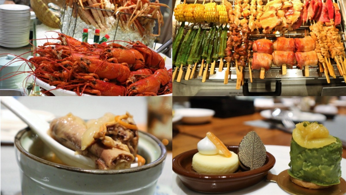 【自助餐】任食鮑魚、海味、爐端燒 - Café East @ 尖東千禧新世界香港酒店
