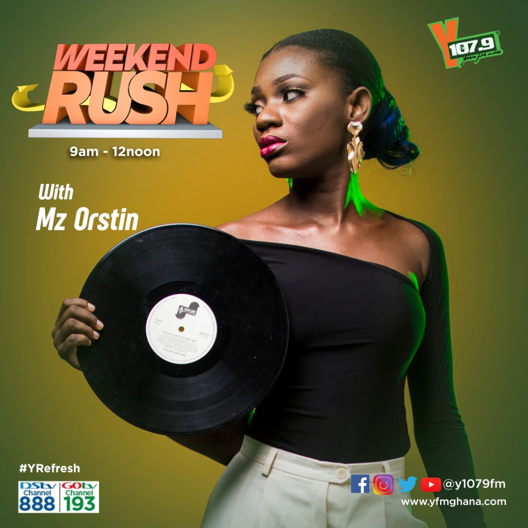 Weekend Rush with Mz Orstin