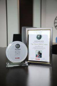 CBG MD honoured at Ghana Development Awards