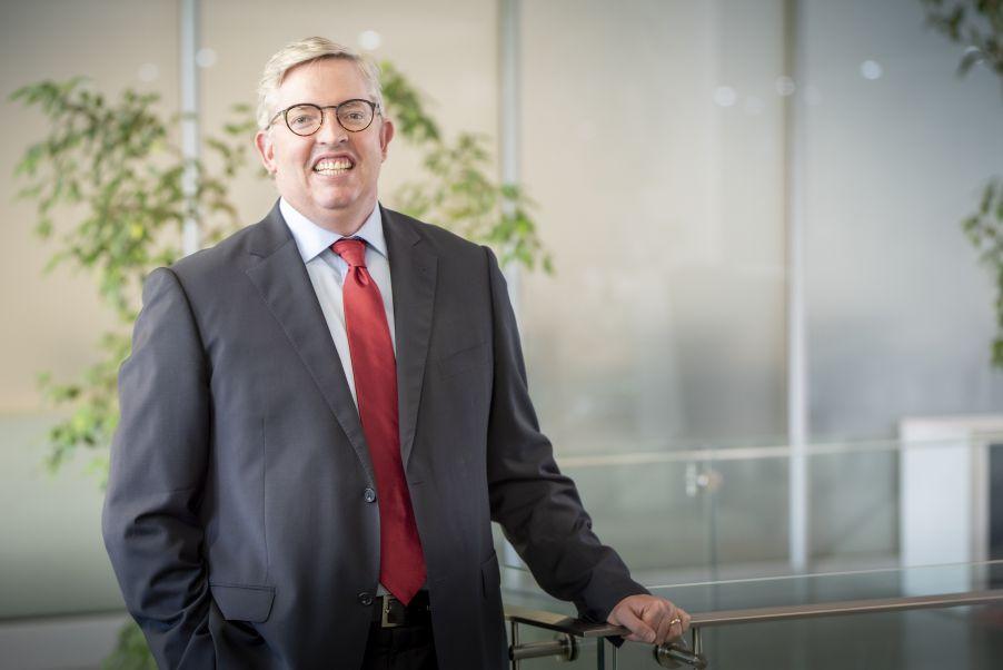 Jason Quinn - Absa Group Financial Director
