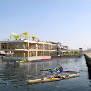 Barges & Berges sur Seine – Les bassins du Havre
