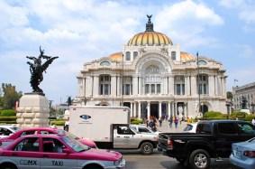 Mexico City, Opera House