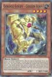 SECE-EN090 Gogogo Golem - Golden Form
