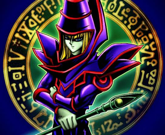 Dark Magician LOB