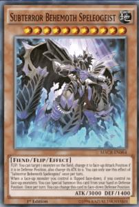 Subterror Behemoth Speleogeist Geist