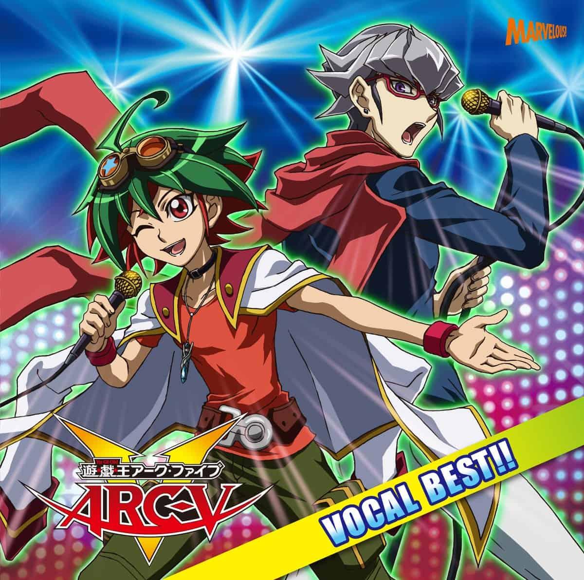 ARC-V Sound Duel 4 And Vocal Best Images