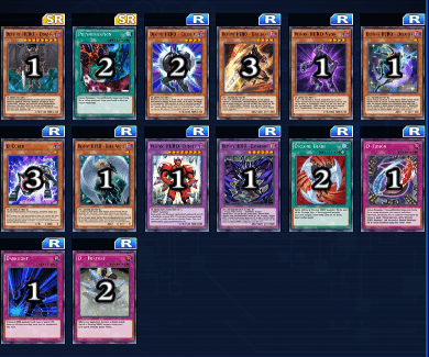 The Organization | [Duel Links] Destiny Rulers