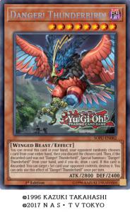 [SOFU] Danger! Thunderbird! DangerThunderbirdRevealForGI