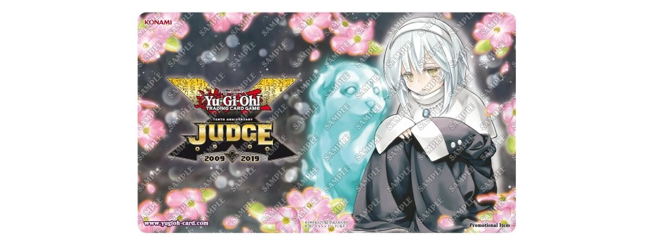 The Organization New Eu Oc Judge Game Mat For 2019
