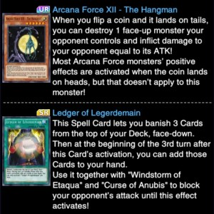 The Organization | [Duel Links] Consumed by Light: Sartorius Emerges