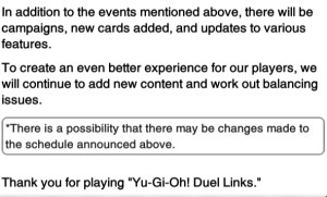 The Organization | [Duel Links] August Schedule and KC Cup Announcements