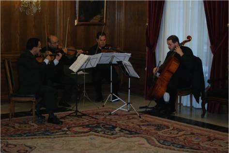 Cuarteto de Cuerda Concerto