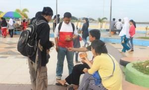 Selling Competition bersama Mahasiswa P3TV