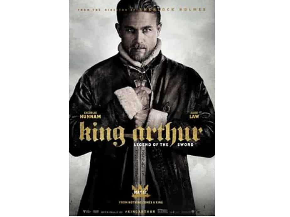 King Arthur: Legend of The Sword bareng Geng Lima