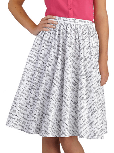 Language of Loveliness Skirt, $57.99