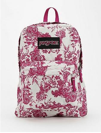 Jansport Etoile Floral Print Backpack, $35.00