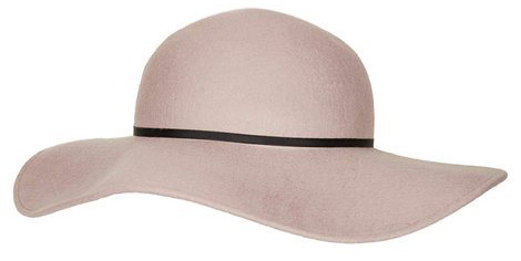 $56, Big Felt Floppy Hat, Topshop